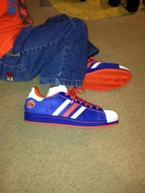 2/12 NBA edition Adidas